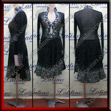 LATIN RHYTHM SALSA BALLROOM COMPETITION DANCE DRESS (LS398)