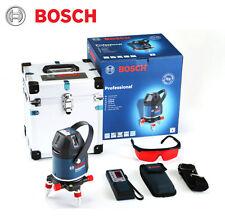 Bosch GLL8 40E Electronic Self Multi-Line Laser Level IP54 4V+4H+1P Professional