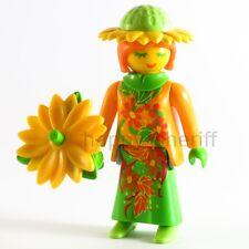 Playmobil Sun Flower Spring Summer Girl Female Figure Mystery Series 11 9147 NEW