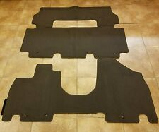 Genuine OEM Honda Odyssey Grey Carpeted Floor Mat Set