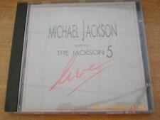 MICHAEL JACKSON WITH THE JACKSON 5...LIVE