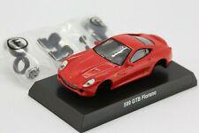 Kyosho 1/64 Ferrari Collection 4 599 GTB Fiorano Red