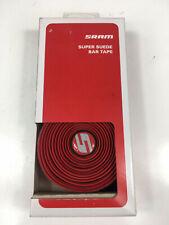 Sram Super Suede Red Bicycle Handlebar Tape
