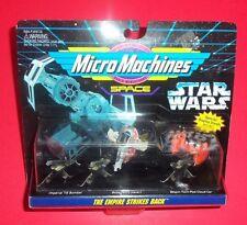 Star Wars Micromachines - The Empire Strikes Back - Tie Bomber, Slave 1