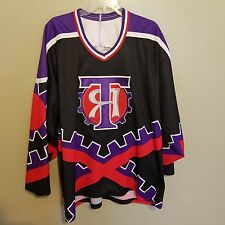 RUSSIAN ICE HOCKEY LUTCH JERSEY KHL VHL MHL NHL USSR RUSSIA SIZE XL