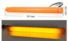 LED NEON Umrissleuchte Positionsleuchte Begrenzungsleuchte Orange 12/24V Nr 768