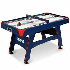 """EA Sports 60"""" Air Powered Hockey Table with LED Electronic Scorer"""