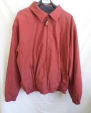 Timberland Weathergear Jacket Sz XL Light Cabernet Color Cotton Nylon Poly