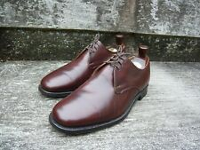 CHEANEY VINTAGE DERBY – BROWN - UK 9.5 (WIDE) – RYE – EXCELLENT CONDITION