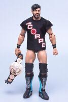 2012 Mattel WWE Elite Series 12 JUSTIN GABRIEL Wrestling Figure + Tag Team Belt