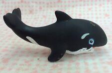 Vintage Littlest Pet Shop Pets Orca Whale Sea World Shamu Family Mama Namu