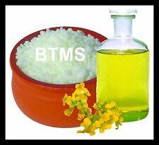 BTMS Conditioning Emulsifying Wax - Make Hair Conditioner & Creams - 100 grams