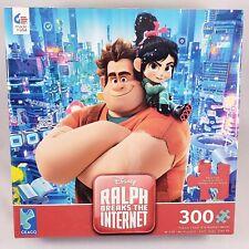 "Disney Puzzle 300 PC. Wreck-it Ralph Ralph breaks the internet 18""x24"" Ceaco NEW"