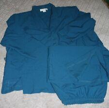 Plus Size Allison Woods Women's Clothing Blue Green Color Size c-2