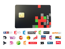 TNTSAT Smartcard HD Viaccess über Astra 19,2° French TV neuen Generation