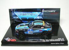 Minichamps Pm437102228 BMW Z4 N.228 Nurburgring 2010 1 43 Auto Competizione
