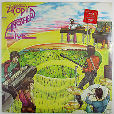 TODD RUNDGREN'S UTOPIA Another Live LP (1975) PROG ROCK (STILL SEALED)