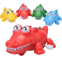 Animal Funny Plastic Children Party Toys Cute Crocodile Clockwork Wind Up Toys