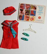 1969 Vintage Mod Era Barbie Francie #1220 Land Ho - Complete