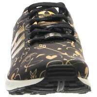 adidas ZX Flux  Casual Running  Shoes Black Womens - Size 9 B