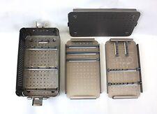 Orthopedic Instruments Sterilization Case,Tray, Aluminum Medium Size | KeeboMed