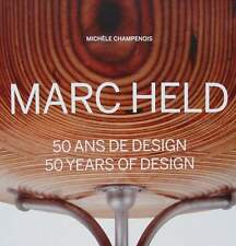 BOEK/LIVRE/BOOK : MARC HELD 50 ANS DE DESIGN (50 years of design)