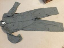 USAF NOMEX GREEN FLYER'S FLIGHT SUIT  CWU 27/P SZ 42R