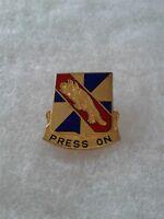 Authentic US Army 159th Aviation Battalion DI DUI Unit Crest Insignia 22M