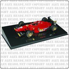 Mattel Elite 1/43 1994 Ferrari 412 Berger - German GP