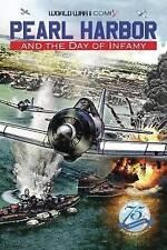 WORLD WAR II COMIX PEARL HARBOR DAY OF INFAMY MONROE PUBS NM