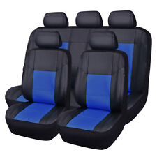 CARPASS Universal PU Leather fit car Seat Covers SHIP FROM US
