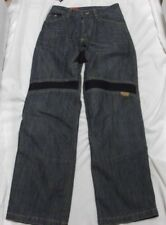 Icon Motorsports Victory Pant Mens 28X33 Jeans Riding Pants EUC Button Fly