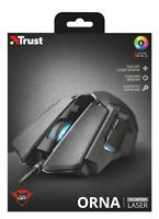 Trust GXT 158 Mouse GAMING da gioco Laser 8 pulsanti programmabili 5000 dpi LED