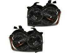 For 2005-2007 Jeep Grand Cherokee Headlight Assembly Set 99254VY 2006