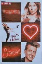 BIBI & JULIAN - A3 Poster (42 x 28 cm) - Bibi Clippings Bibis Beauty Palace NEU