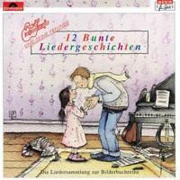 ROLF ZUCKOWSKI 12 Bunte Liedergeschichten CD 1996 Kinderlieder * TOP