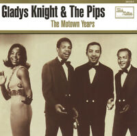 GLADYS KNIGHT & THE PIPS The Motown Years (2000) 18-track CD album NEW/SEALED