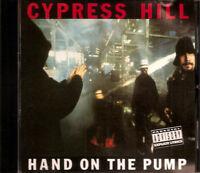 CYPRESS HILL - Hand On The Pump (CD Maxi-Single) 6 Tracks DJ MUGGS Sen Dog