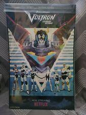 "Voltron Legendary Defender 17""X11"" Poster Signed By Neil Kaplan See Description"