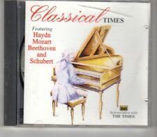 (HO572) Classical Times, 16 tracks - 1994 The Times CD
