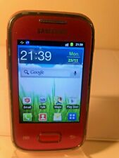 Samsung Galaxy Pocket GT-S5300 - Pink (Unlocked) Smartphone Mobile