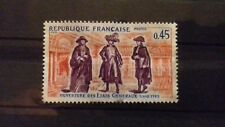 Timbres YT 1678 de l'année 1971 de ouverture des états généraux
