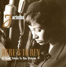 Jacintha - Here's to Ben [New SACD]