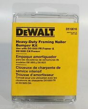 Dewalt D518016 N001064 Heavy Duty Framing Nailer Bumper Kit for D51850 nail gun