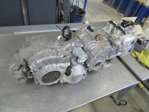 EB568 2009 SUZUKI BURGMAN  650 A ENGINE MOTOR TRANSMISSION CVT 8668 MILES