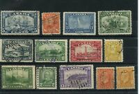 High value lot,  most VF Canada used