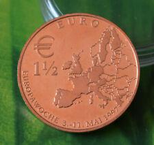 Duitsland 1 1/2 euro 1997 Berlin