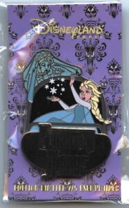 Disneyland Paris - Phantom Manor Event 2019 - Elsa Pin (Frozen)