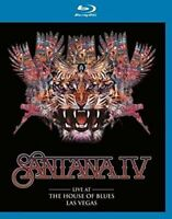 Santana: Santana IV - Live At The House Of Blues, Las Vegas [Blu-ray] [DVD]