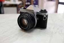 Pentax ME Super 35mm SLR Film Camera with 50mm Lens